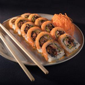 Sushi Market - Salmón Skin