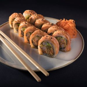 Sushi Market - Aburi Roll