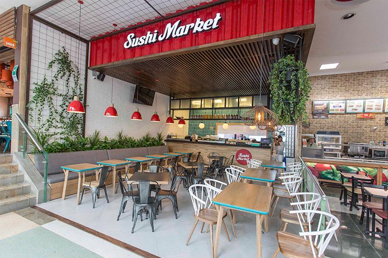 Sushi Market - Centro Comercial El Tesoro
