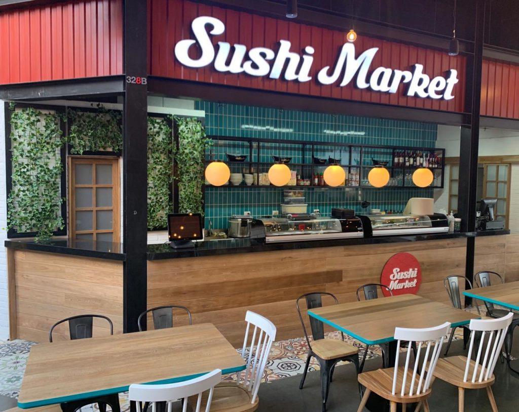 Sushi Market Viva Envigado