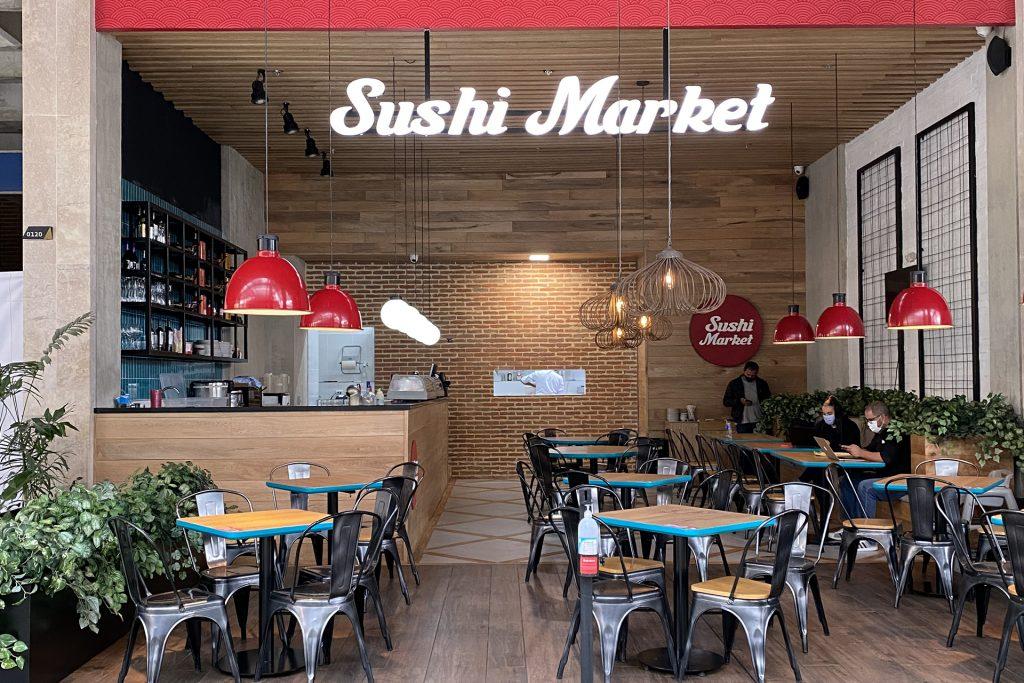 Sushi Market - Ámsterdam Plaza